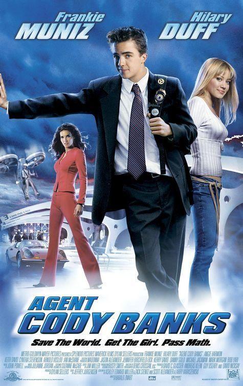 Agente Cody Banks Super Espia 2003 Cartelera De Noticias Posters Peliculas Peliculas Divertidas Carteles De Peliculas