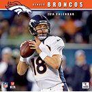 Denver Broncos 2014 Wall Calendar | Denver Broncos | CALENDARS.COM