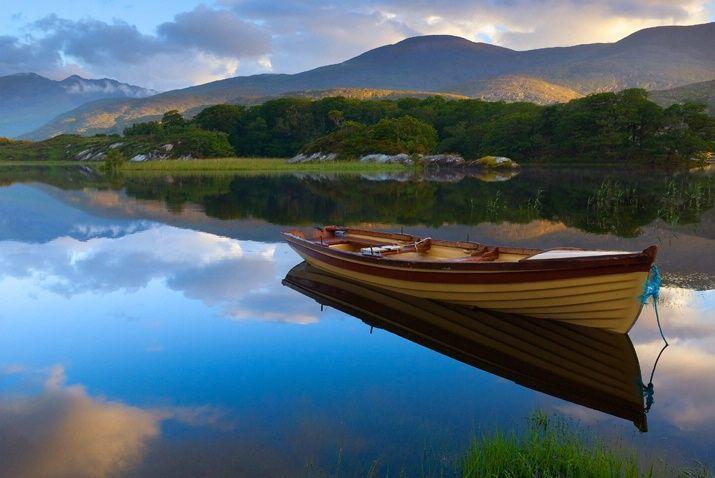 Lakes of Killarney, County Kerry, Ireland - Photo by Debra Harder