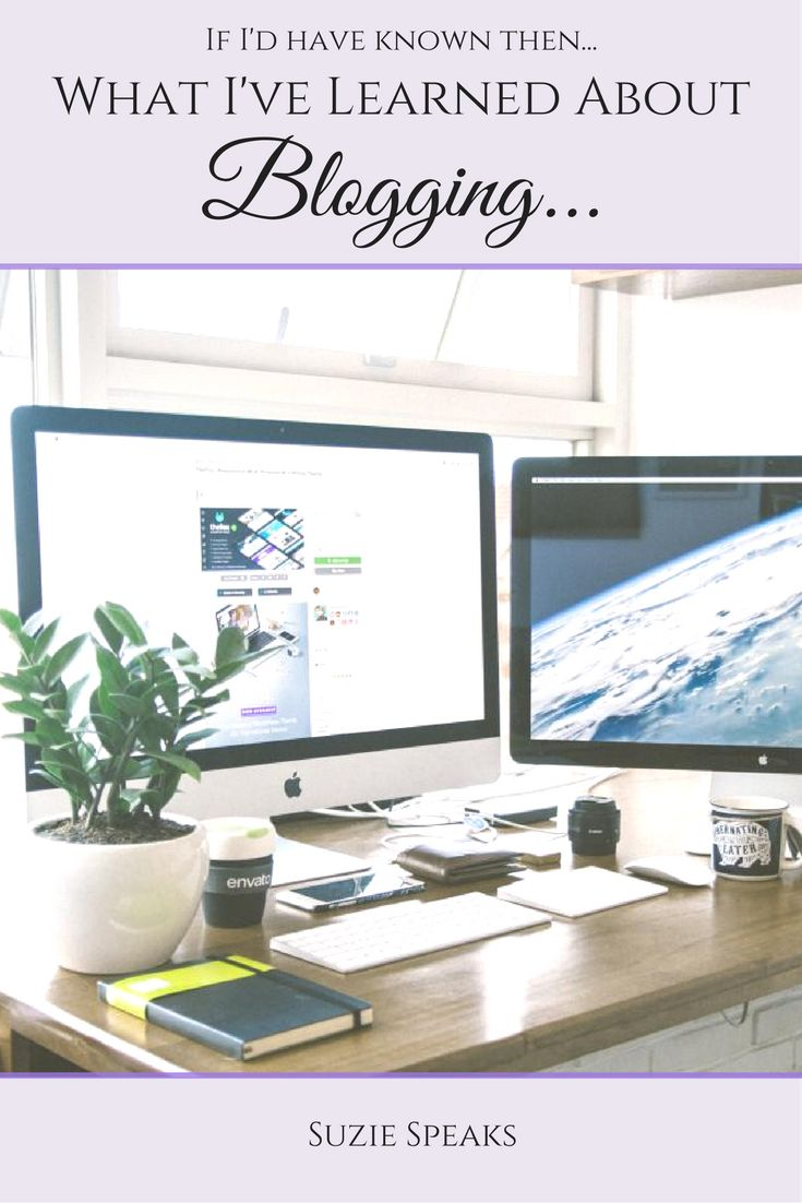 Things I've learned about blogging, and a list of potential Do's and Don't's that may help when starting your own blog...