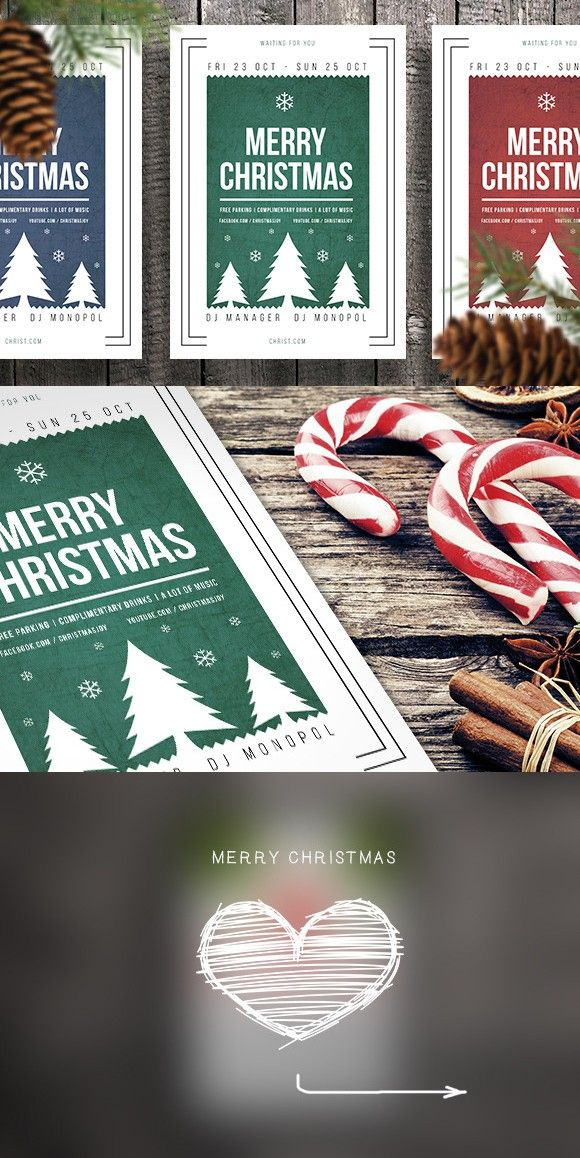 176 best Some design ideas images on Pinterest Templates - retro flyer templates