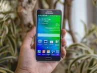 Samsung ditches the plastic look with the Galaxy Alpha The Samsung Galaxy Alpha packs impressive innards into a luxurious metal frame.