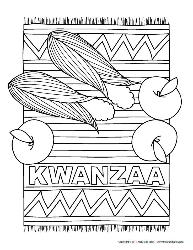 23 best images about Kwanzaa on