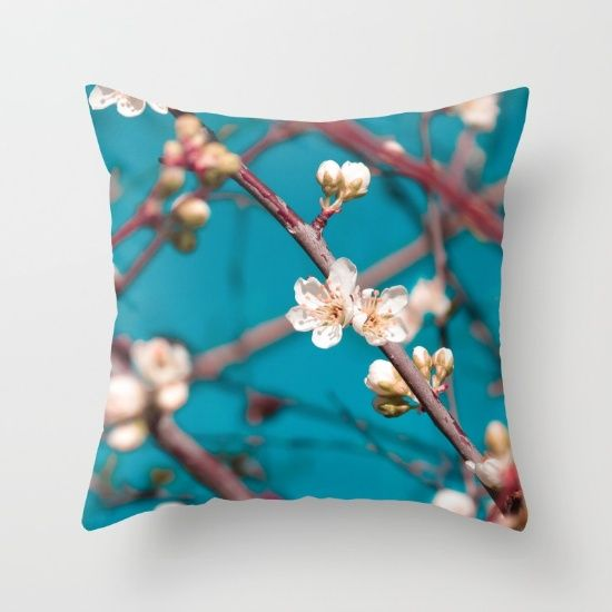 Blooming - Cushion Cover by Kitsmumma
