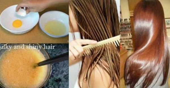 How To Make Your Hair Instantly Shiny And Silky At Home? - Likes