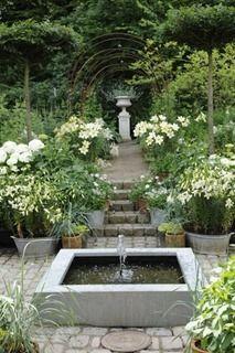 Claus Dalbys garden in Risskov,