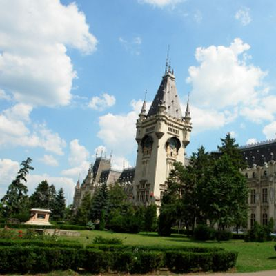 Discover the Beauty and Mystery of Romania's Castles: Romania Castles - Culture Palace