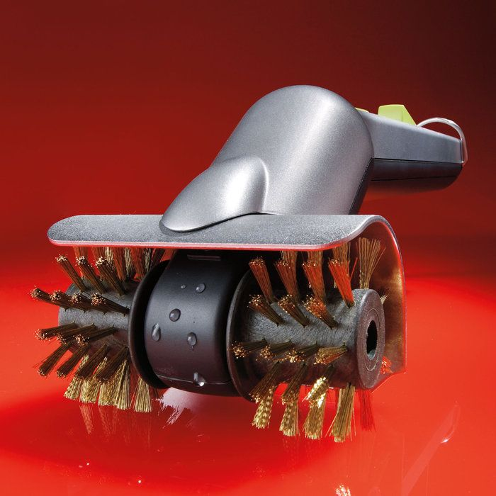 1000 images about useless technology on pinterest usb for Motorized grill brush with steam cleaning power