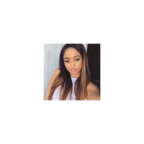 Pretty Girl Swag ❤ liked on Polyvore featuring hair