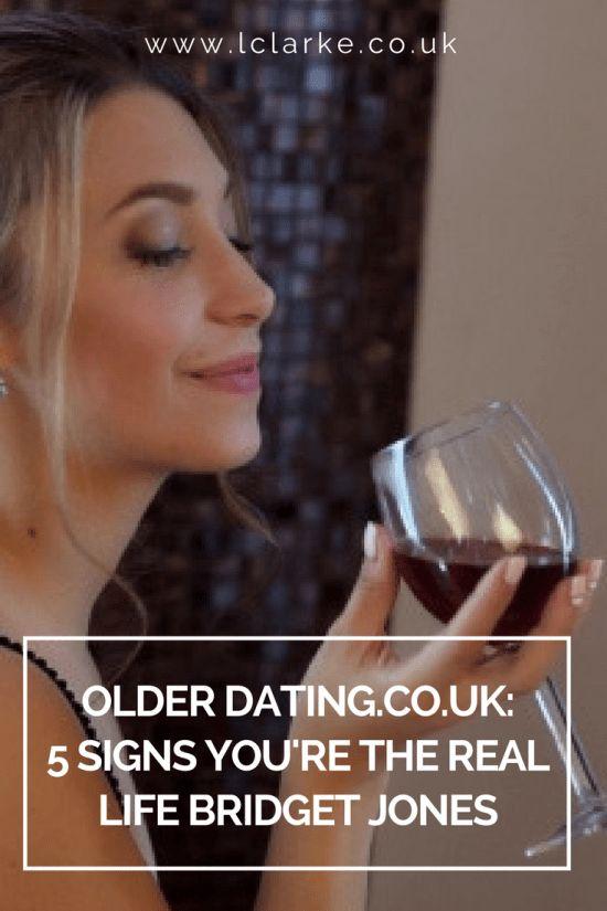 5 Signs You're The Real Life Bridget Jones September 19, 2016 Older-Dating.co.uk: 5 Signs You're The Real Life Bridget Jones   #real #reallife eallifewww,lclarke.co.uk