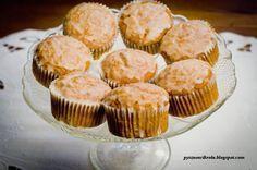 Najlepsze muffinki marchewkowe