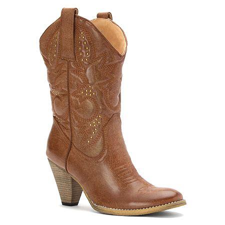 Volatile Denver Cowboy Boots