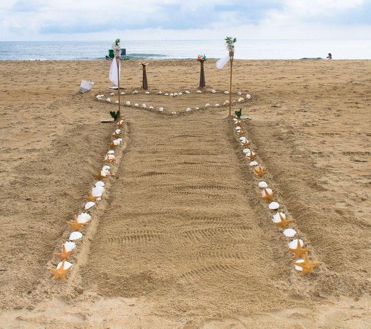 The 25 best Beach weddings ideas on Pinterest Beach wedding