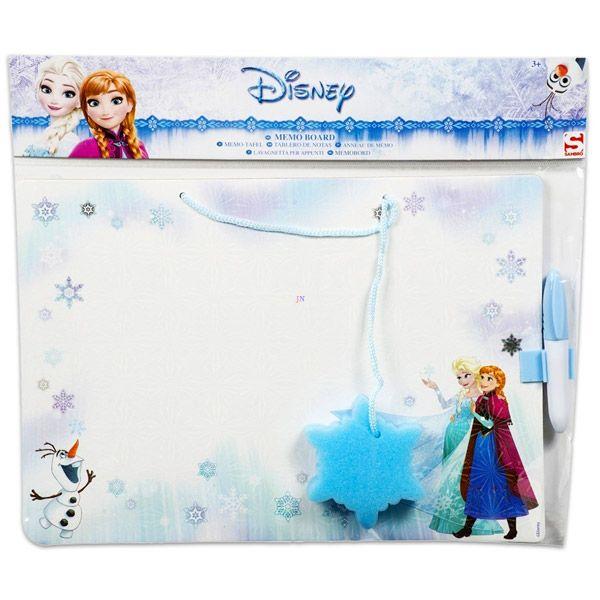 Disney hercegnők: Jégvarázs üzenőtábla - . kép