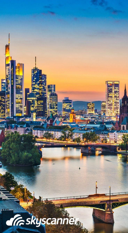 Ne partez pas à Francfort en Allemagne sans connaître les activités incontournables à voir !