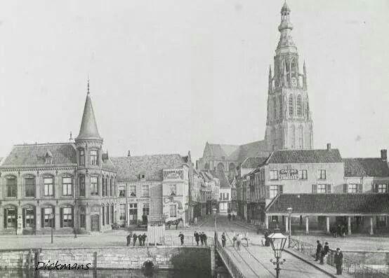Breda - Haven - 1895