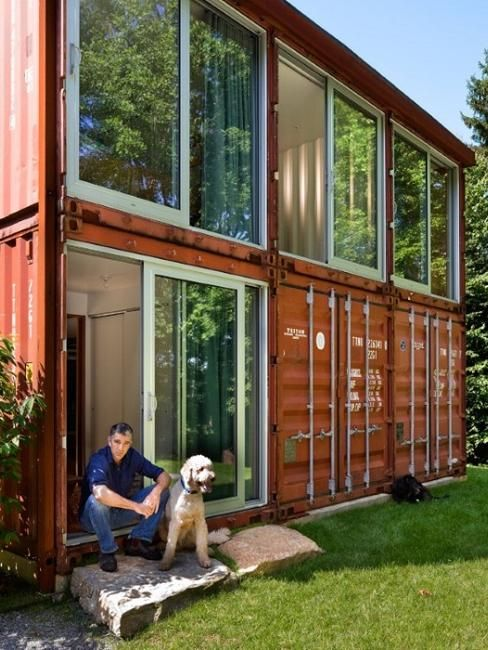 1287 best Container Houses images on Pinterest | Silo house, Architecture  and Grain silo