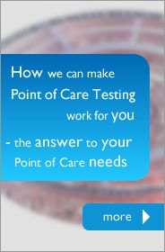 How to make Point of Care Testing work for you