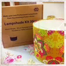 Drum Lampshade Making Kits