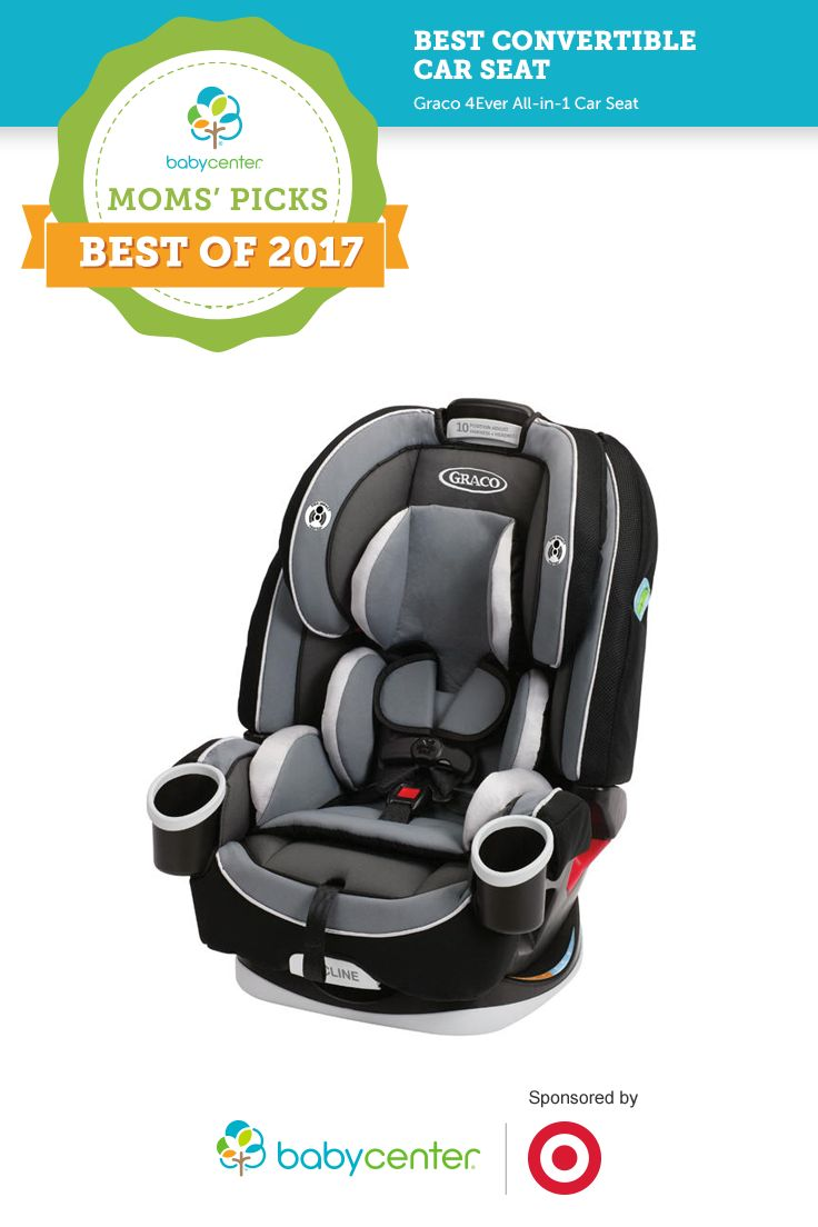 Best convertible car seat in babycenter s 2017 moms picks awards sponsored by target