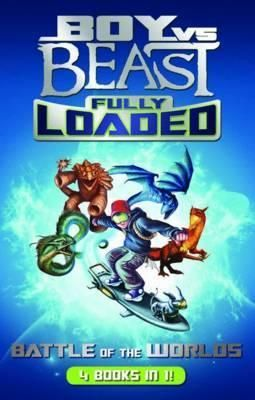Boy Vs Beast Fully Loaded by Mac Park  I took a risk this week and asked my son what book he would recommend for younger boys moving on to Chapter Books, and he recommended Boy vs Beast. He happily…