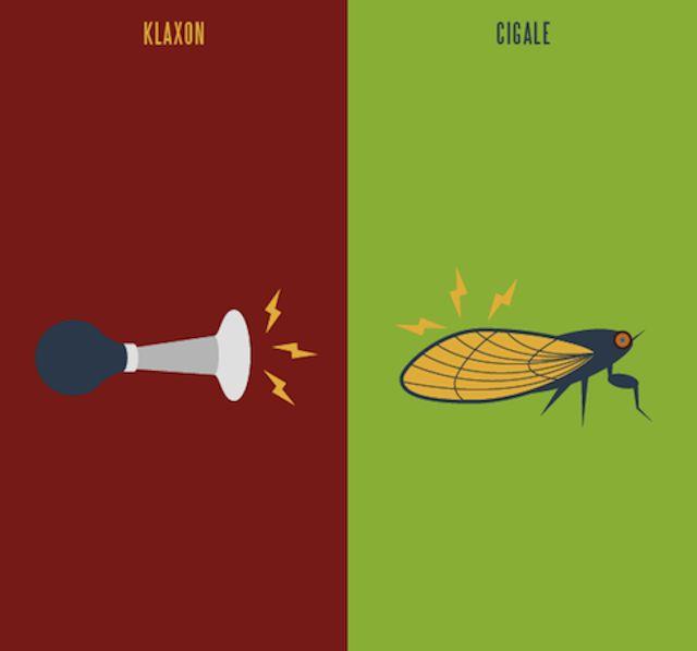 Paris vs Marseille Illustrations – Fubiz™