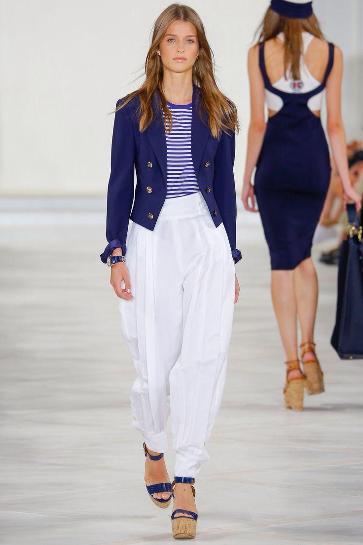 Ralph Lauren - Spring 2016 Ready-to-Wear