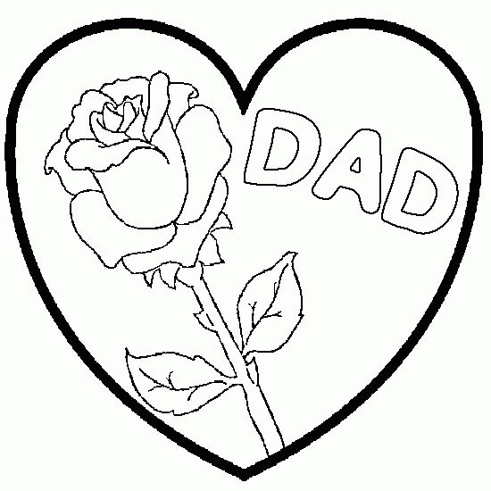 Heart Drawings Flower Of Best Drawing Coloring Pages