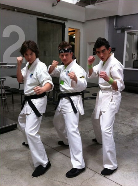 Kickin It (Disney XD TV show) cast pic - Kickin It picture #9 of 20