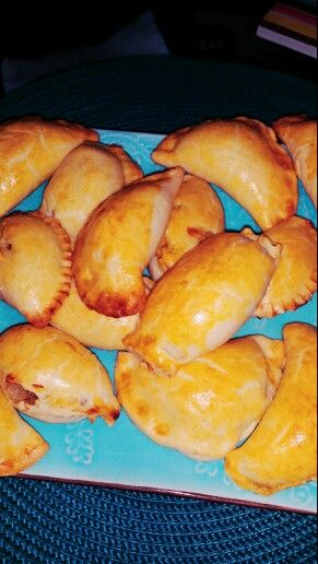 Beef pastry ..