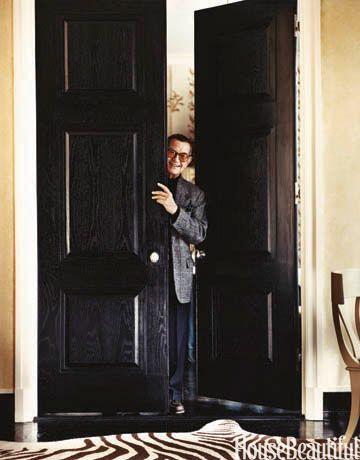 5 Unforgettable Rooms by Designer Albert Hadley  - HouseBeautiful.com
