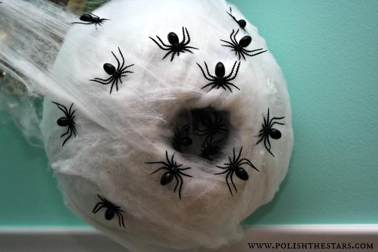 Polish The Stars: Spider Nest