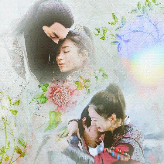 princess agents cdrama zhao li ying lin geng xin xing yue cmedia my edit