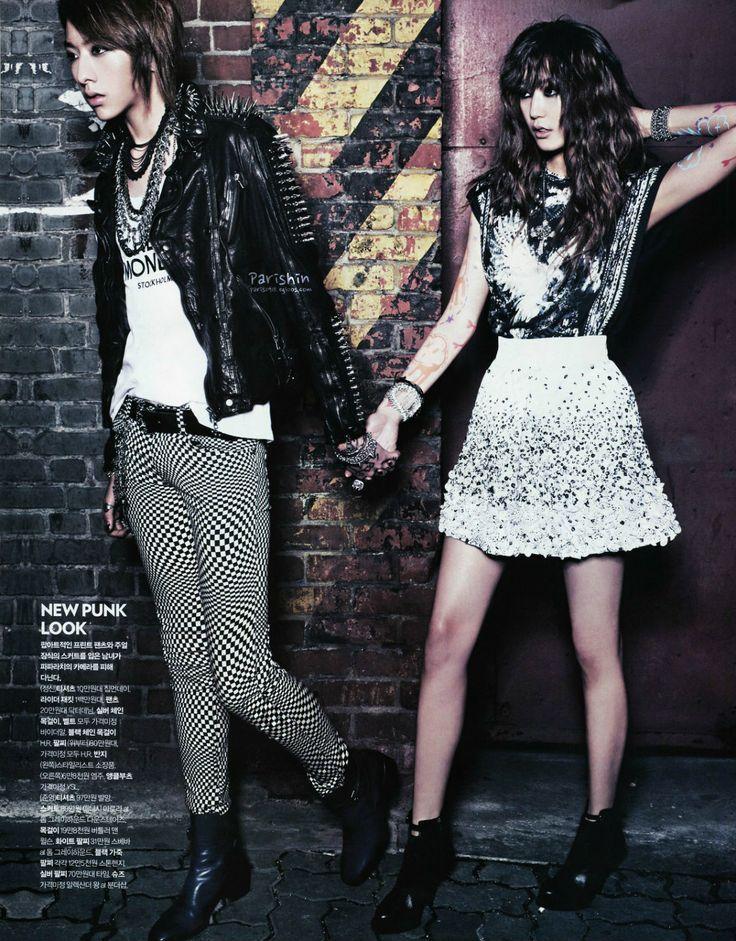 C.N Blue Lee Jung Shin – Cosmopolitan Korea Magazine May Issue