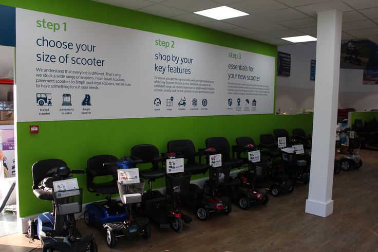 See our range of mobility scooters now, come on down to our Hayes showroom today! To find out more give us a call on 0208 561 7733.