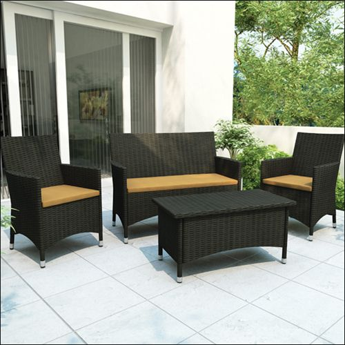 When your not working or sleeping there's a good chance you're hitting the patio! Check out the Sonax patio furniture collections