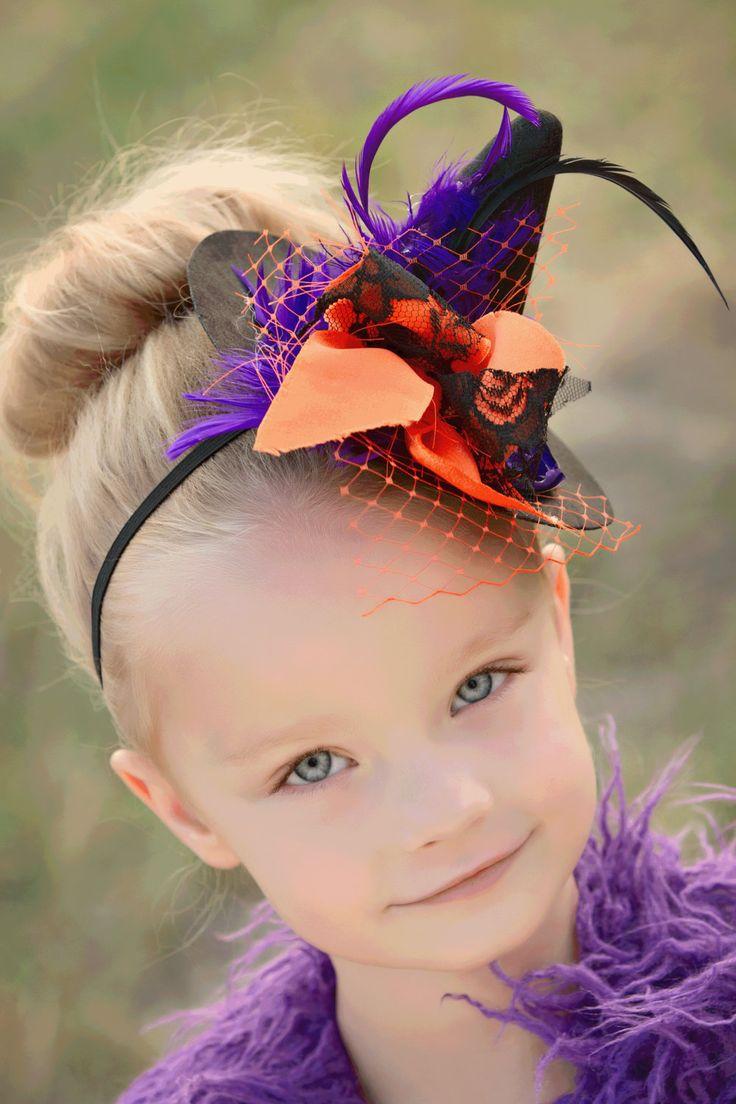 Little Matilda Witch Hat
