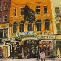 Vaudeville Theatre - London By Susan Brown: Category: Art Currency: GBP Price: GBP33.00 Retail Price: 33.00 Cityscape Colourful New Arrival