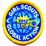 Global: Global Action Award for Girl Scout Daisies