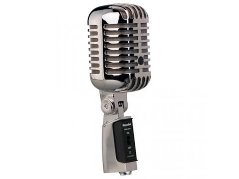 Superlux Vintage Microphone Chrome Cage Style- PROH7F - BC Wholesalers. The PROH7F MKII is a supercardioid microphone with perfect performance and a classic appearance. Those customers who fondly remember the past, particularly the 50's and 60's golden age of jazz music, will find this microphone especially appealing.
