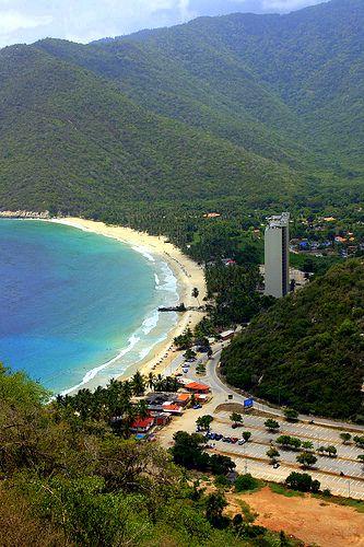 Bahia de Cata, Maracay Edo Argua Venezuela
