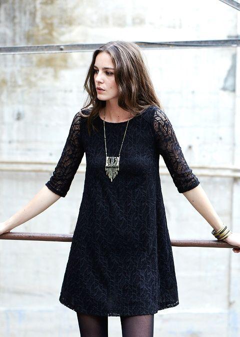 Sézane / Morgane Sézalory - Thelma dress #sezane #thelma