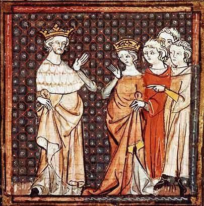 Adélaïde de Paris (ou Aélis), désignée aussi sous les noms d'Adélaïde de France, d'Adélaïde d'Adalard, est née entre 855 et 860. Fille du comte palatin Adalhard de Paris, elle est la seconde épouse du roi Louis II Le Bègue, et la mère de Charles III le Simple.
