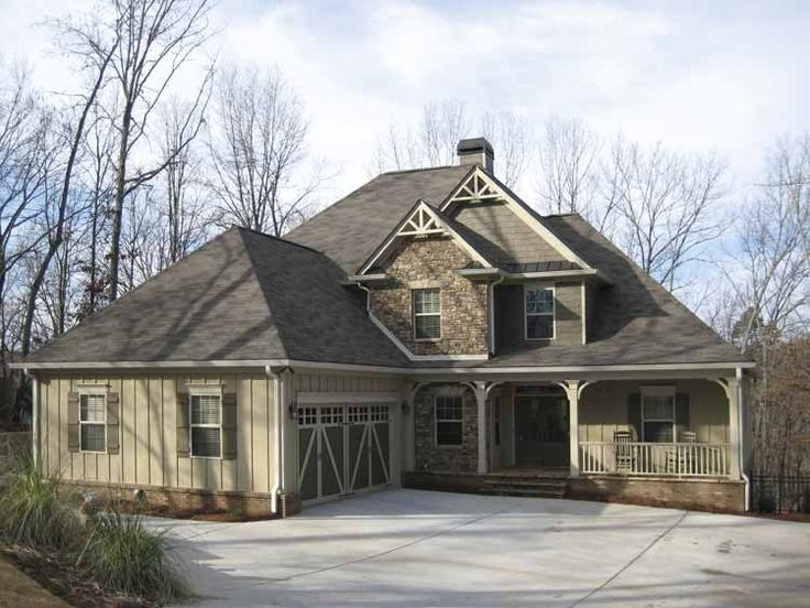 17 best images about house plans on pinterest southern for Southern craftsman house plans