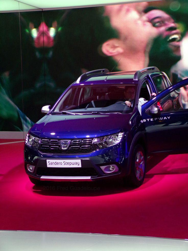 New Dacia Sandero Stepway 2016