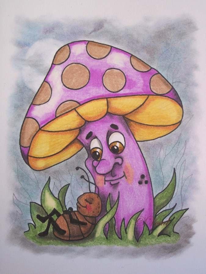 Mushroom by VCAD