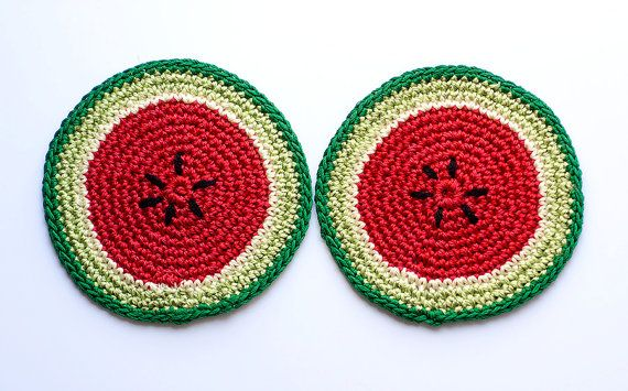 Watermelon by Ella Saridi on Etsy