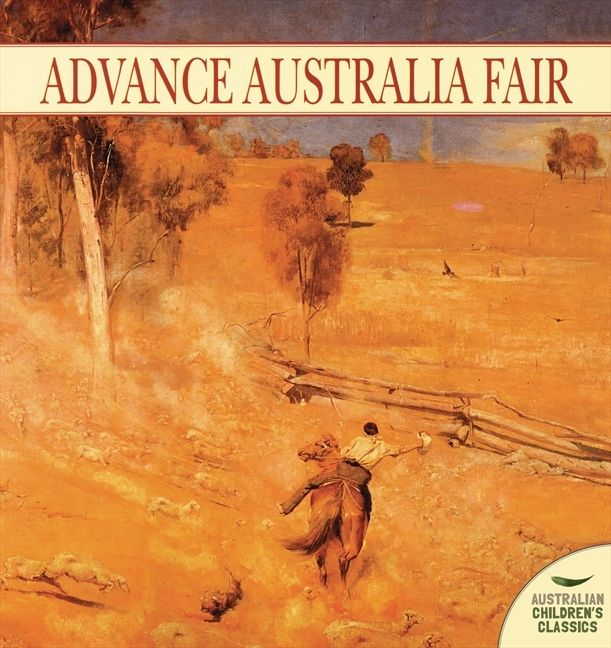 List of Australian history picture books