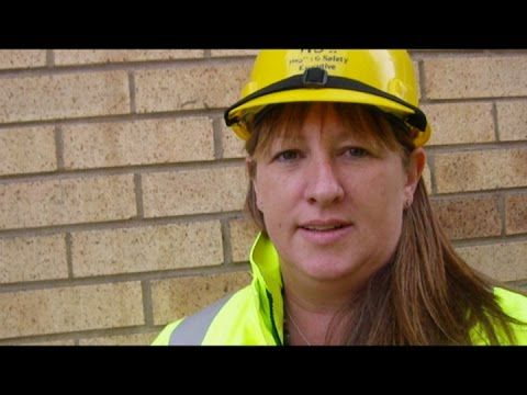 Watch Sarah Hill's 'Inspector video diary' documenting her visits to refurb and repair sites during Safersites 2014.