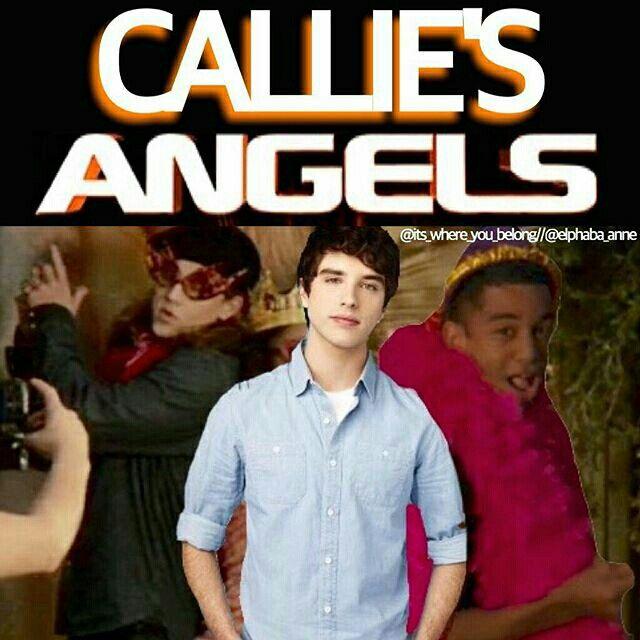 Callie's angles aka crazy boyfriends
